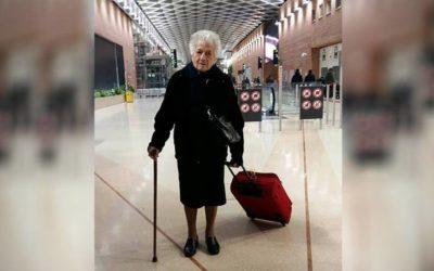 Voluntariado a los 93 Años