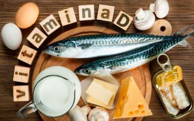Importancia de la vitamina D en los ancianos