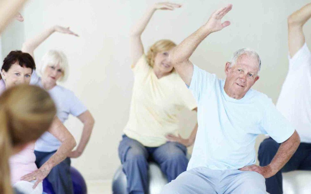Ejercicio físico como protector del sistema inmune en adultos mayores