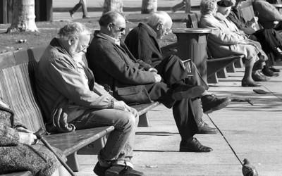 Envejecimiento y Desarraigo