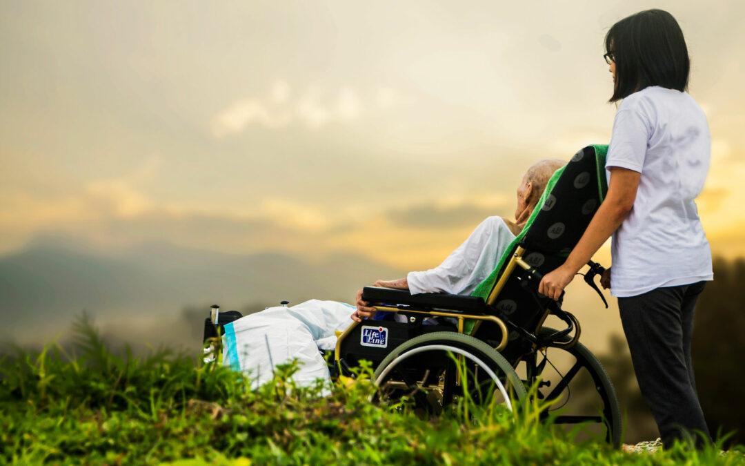 Cuidar sin olvidar tu salud: Consejos para el cuidador informal