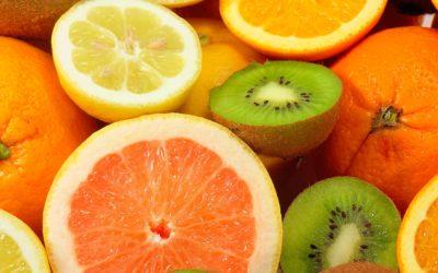 Frutas ricas en calcio